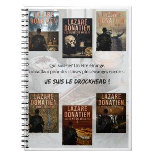 Notebook Lazare Donatien