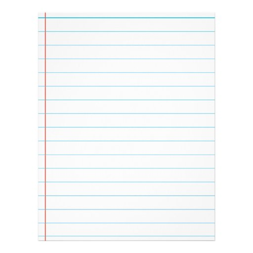 27 Personalized Stationery Templates: Lined Paper Letterhead, Custom Lined Paper Letterhead