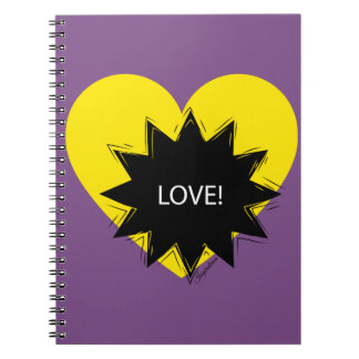 Notebook LoveWow