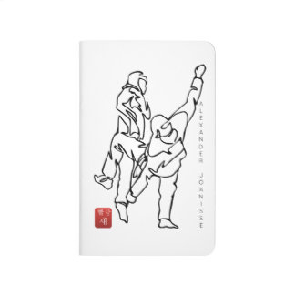 Notebook of pocket TAEKWONDO UNBALANCES
