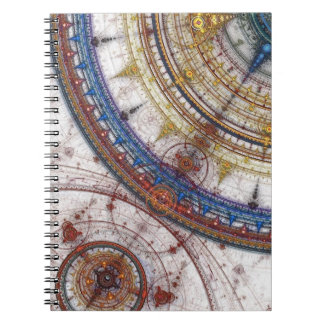 Notebook of spiral (80 Pages)