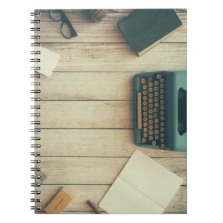 Notebook of writing
