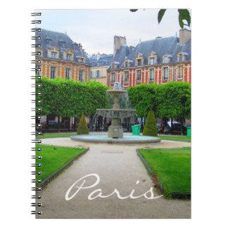 "Notebook ""Paris """