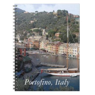 notebook - Portofino, Italy