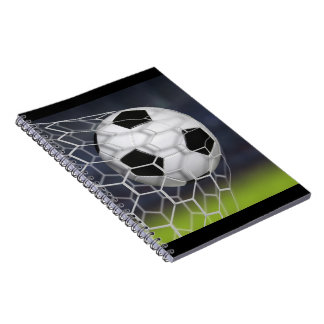 Notebook-Soccer Notebook