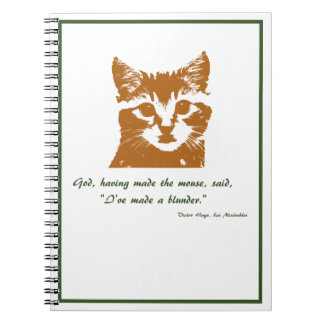 Notebook: The Cat Notebooks
