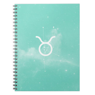 Notebook the Zodiac Taurus (Turkish)