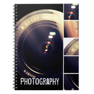 Notebook with Photography photograph