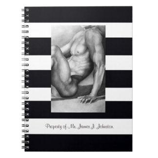 Notebooks Notebook Fine Art Personalize