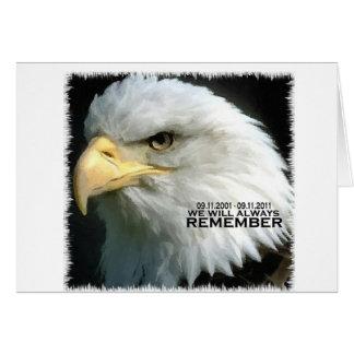 Notecard 9.11 Always Remember