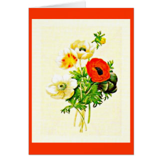 Notecard-Botanicals-Pierre Joseph Redoute 23 Card