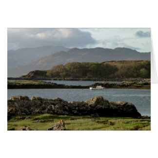 Notecard: Isle of Skye Landscape Card