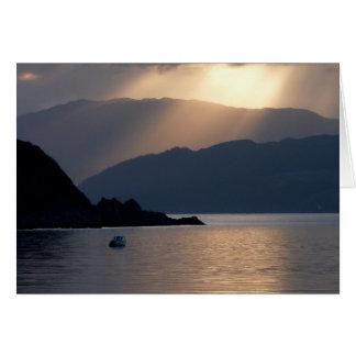 Notecard: Isle of Skye Sunset Card