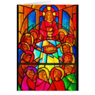 Notecard-Stained Glass-38 Card