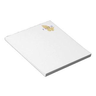 Notepad-Hands of Prayer Faith Notepads