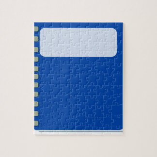 Notepad Jigsaw Puzzle