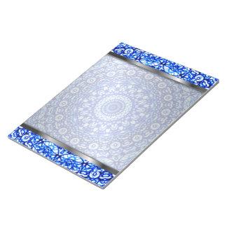 Notepad Mandala Mehndi Style G403