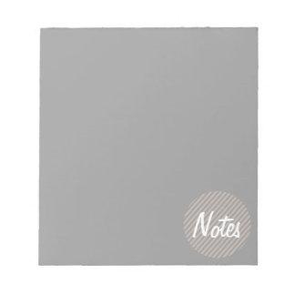 Notepad | Notes-grey