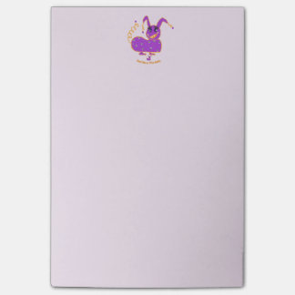 """Notepad """"SnoogyPoof"""" for Mommy"""