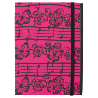 "Notes And Butterflies iPad Pro 12.9"" Case"