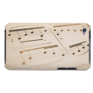 Notes musicales 2 coque barely there iPod