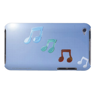 Notes musicales coque iPod touch Case-Mate