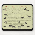 Notes on the Gentle Art of Herding Cats Mousepad