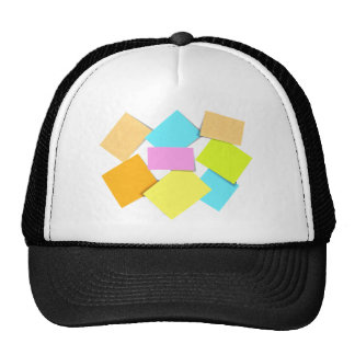 Notes, Reminders_ Trucker Hat