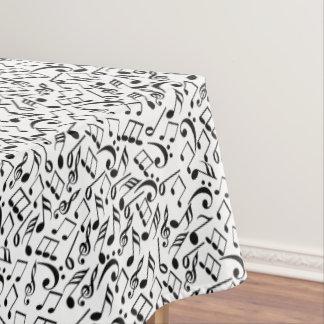 Notes Tablecloth