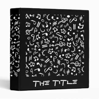 notes_wb vinyl binder
