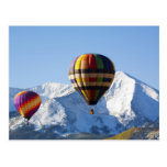 Noth America, USA, Colorado, Mt. Crested Butte, Postcard