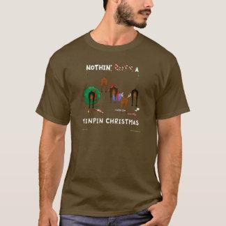 Nothin' Butt A Min Pin Christmas T-Shirt