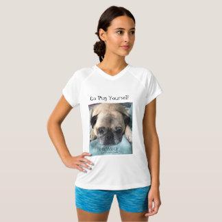 Nothin BUTT Pugs T-Shirt