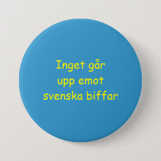 Nothing Beats Swedish Beef: Button (Lg)
