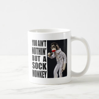 Nothing But a Monkey Mug