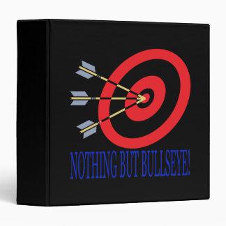 Nothing But Bullseye Binders