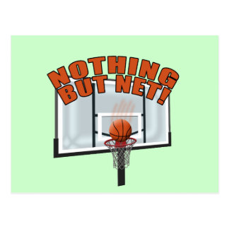 Nothing but Net Postcard
