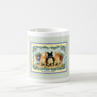 Nothing Butt Corgis! Tri-color Corgi Mug