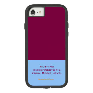 Nothing Disconnects from God's Love Case-Mate Tough Extreme iPhone 8/7 Case