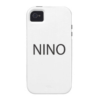 Nothing In, Nothing Out -or- No Input, No Output.a Vibe iPhone 4 Covers
