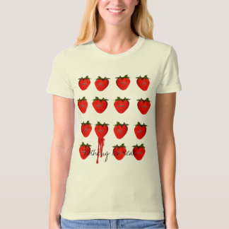 """""""Nothing is Real..."""" Strawberry Fields Forever T-Shirt"""