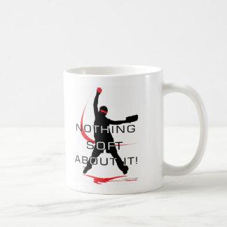 Nothing soft mugs