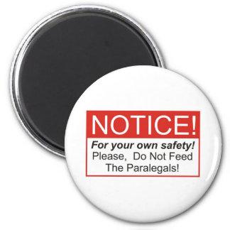 Notice / Paralegals Magnet
