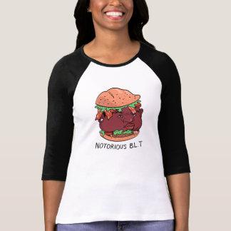 Notorious BLT - Pun Pantry T-Shirt