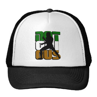 Notorious MMA Irish NYC Trucker Hat