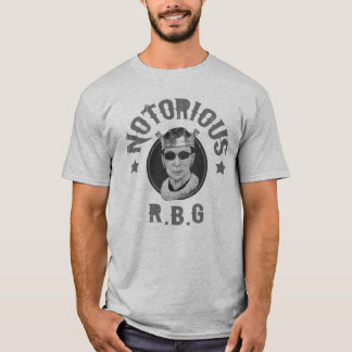 Notorious RBG III -bw T-Shirt