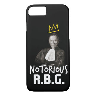 Notorious RBG Ruth Bader Ginsburg iPhone Case