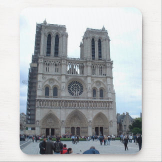 Notre Dam Cathedral Mouse Pad