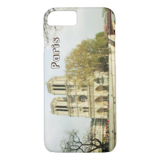 Notre Dame cathedral iPhone 8/7 Case