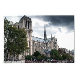 Notre Dame Cathedral Paris Photo Print